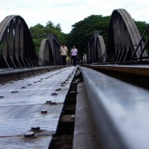 Viajar a Tailandia, Puente sobre el Río Kwai