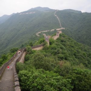 La Muralla China, Viajes por el Mundo