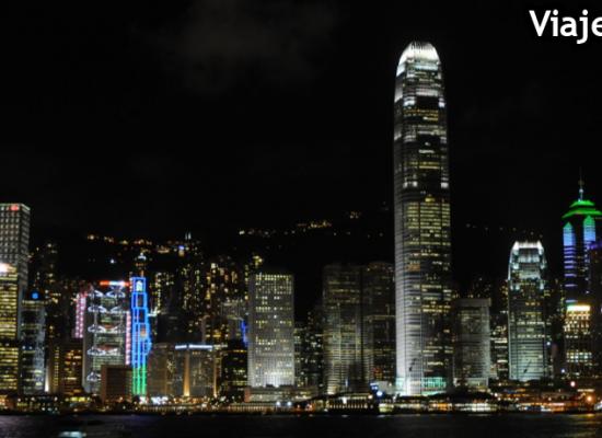Mañana partimos viaje a Hong Kong