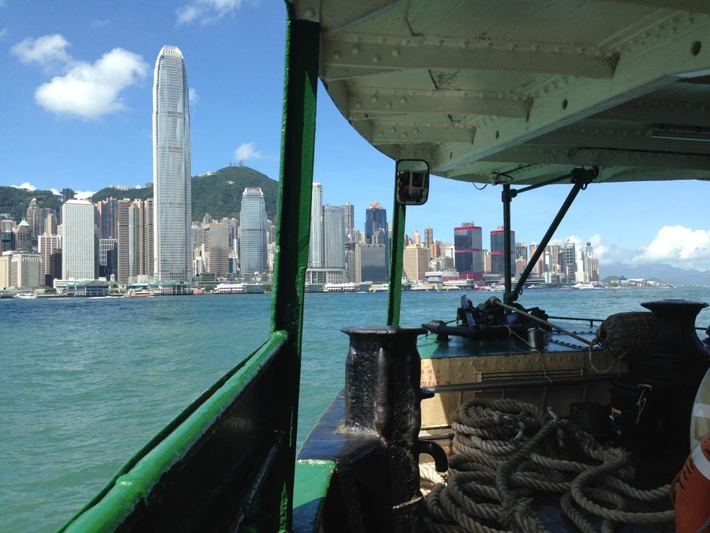 4 días en Hong Kong