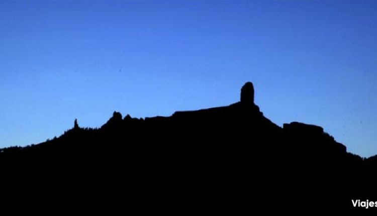 Visitar el Roque Nublo