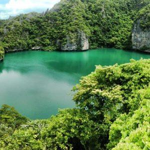 Ang Thong National Marine Park - Laguna Azul