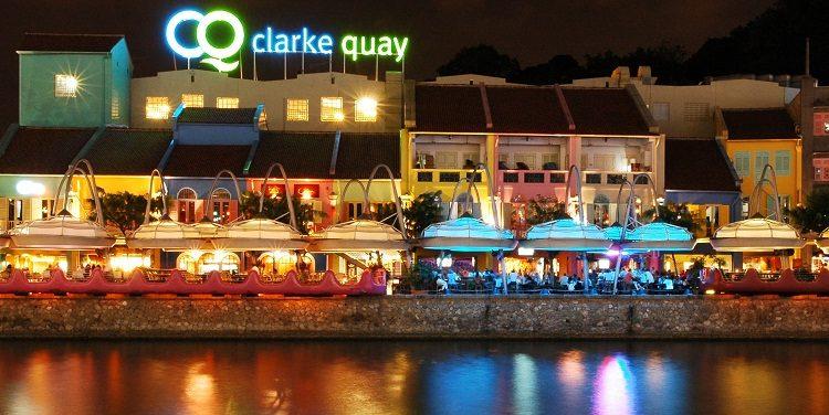 Clarke-Quay-by-night