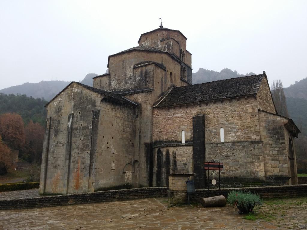 Santa Cruz de Serós