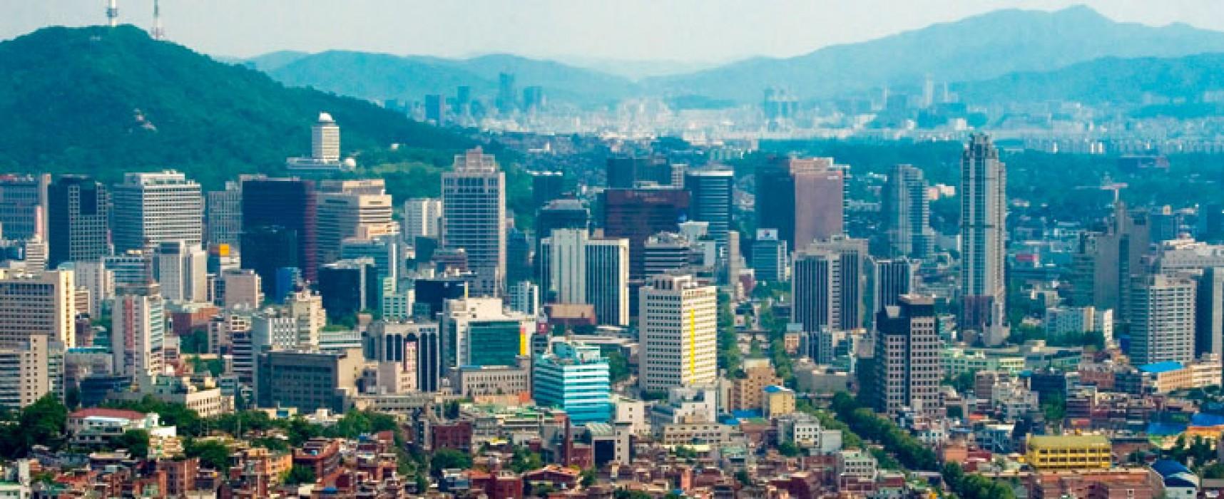 Maravilloso TimeLapse de Seúl, Corea del Sur