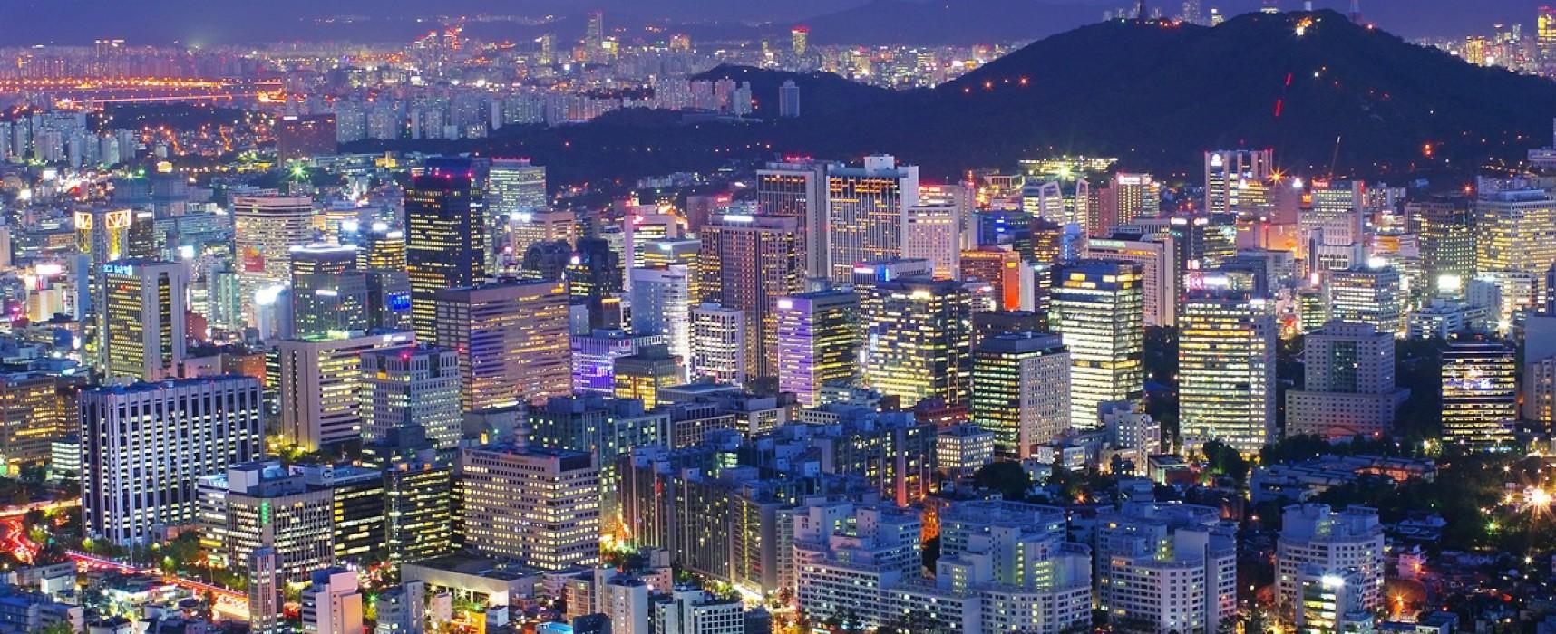Preparativos para viajar a Corea del Sur