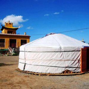 Dónde dormir en Ulan Bator