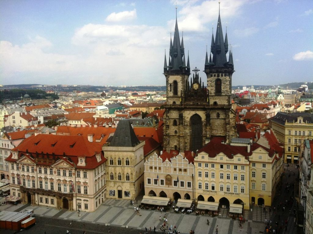 Qué Ver En Praga En Dos Días La Ciudad Más Bonita De Europa