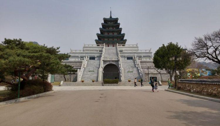 Palacio-Gyeongbokgung-Seul-2