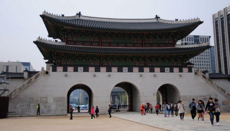 Palacio-Gyeongbokgung-Seul-3