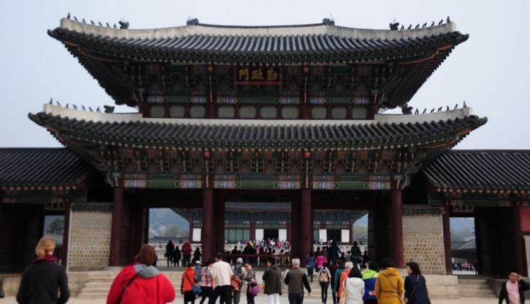 Palacio-Gyeongbokgung-Seul-5