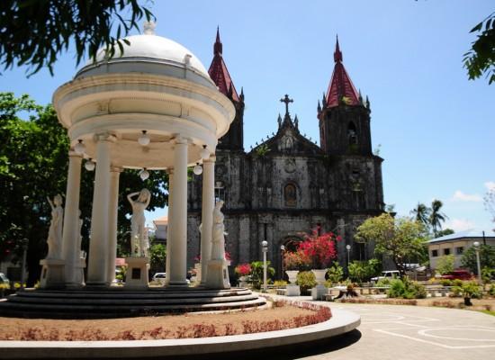Iloilo el último territorio español en Filipinas