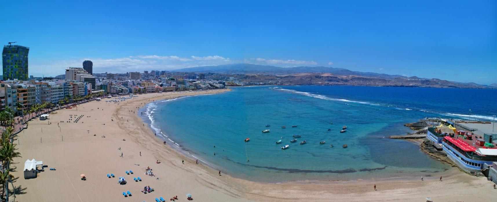 5 Playas de Gran Canaria que no te puedes perder