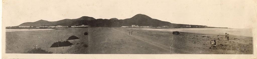 foto antigua las palmas de gc