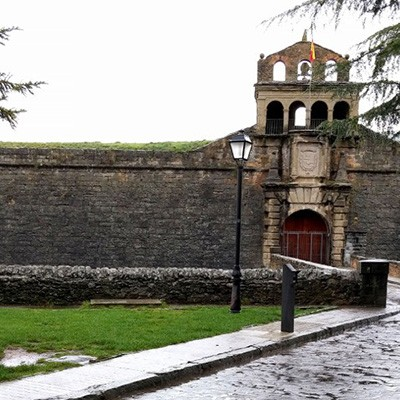 El Castillo de San Pedro de Jaca