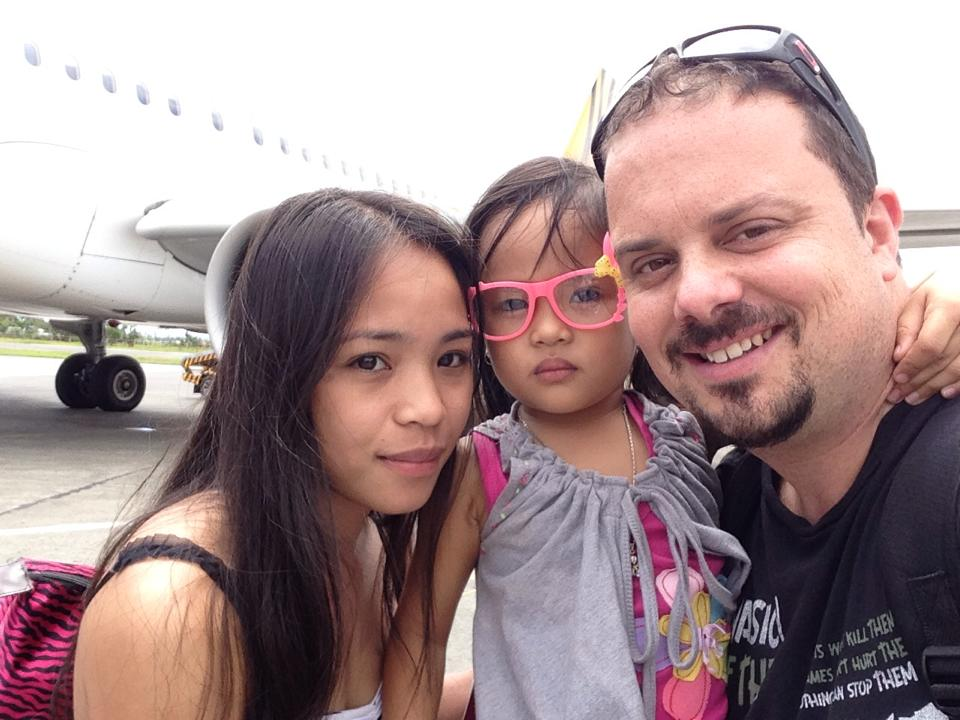 Su primer vuelo ;)