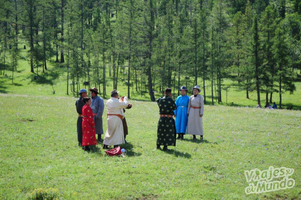 boda tradicional mongolia