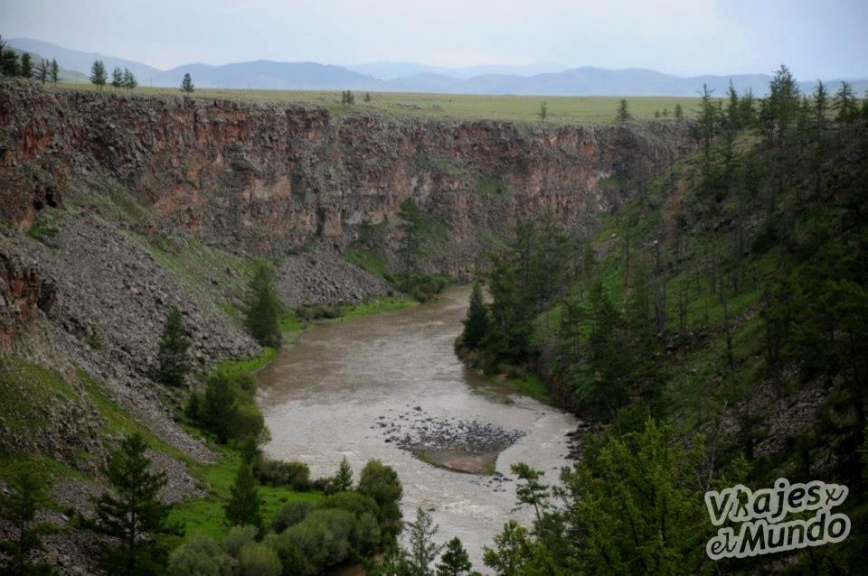 cañon mongolia rio