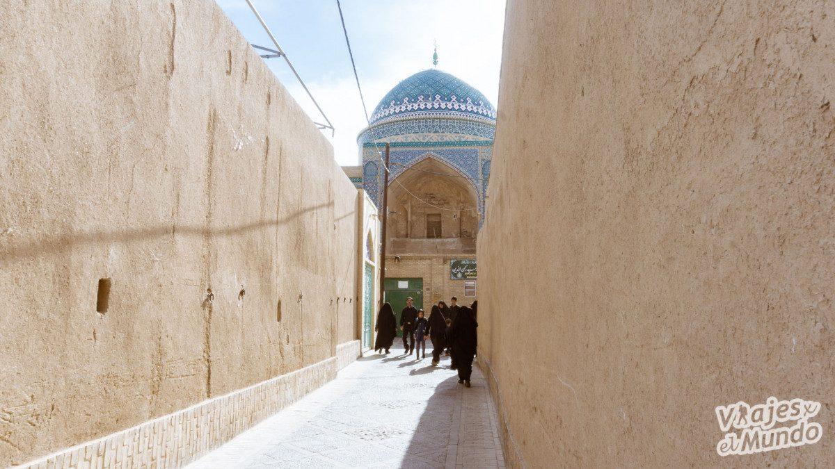 Qué ver en Yazd