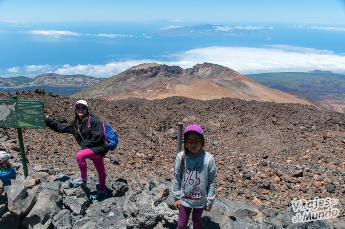 Cómo subir al Teide