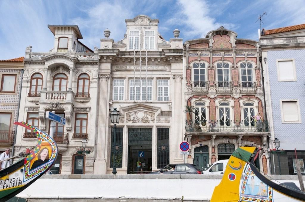 Qué ver en Aveiro