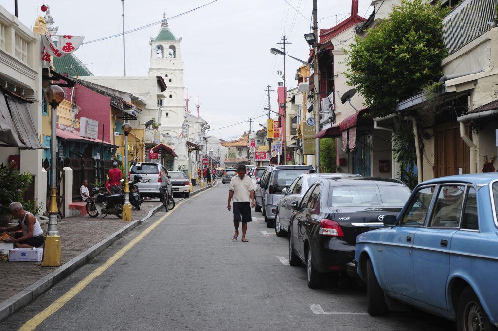Qué ver en Melaka